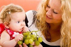 Struguri bio pentru copii
