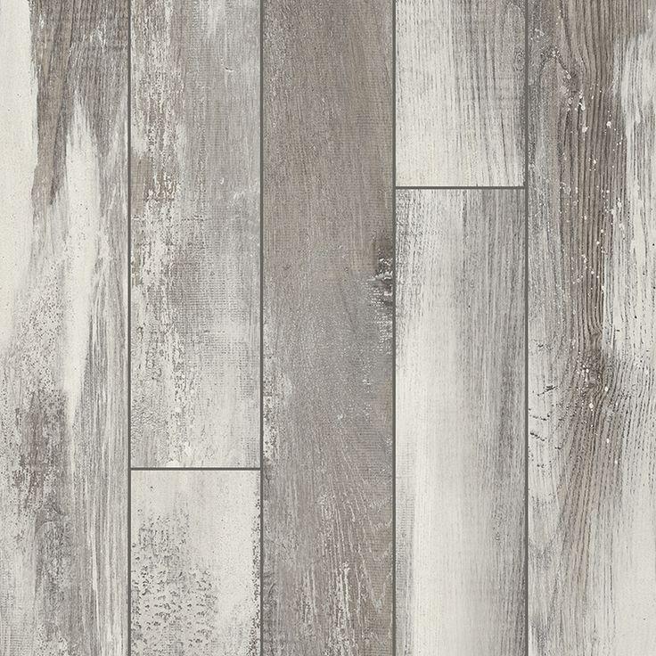 Iceland Oak Grey Wood Planks Laminate Flooring Sample