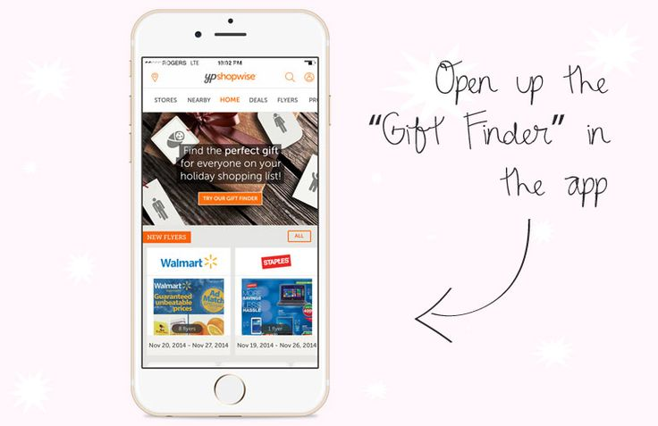 YP Shopwise - The Skinny Blond Girl - Gift Finder
