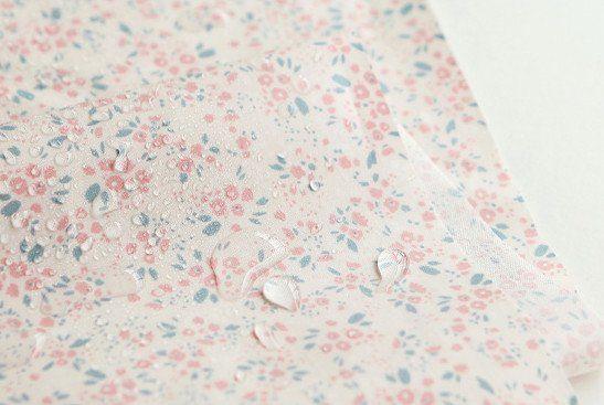 1Y Laminated Fabric : Sweet Pond - Dailylike Canada