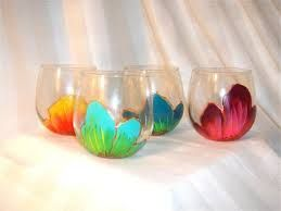 Image result for outdoor stemless wine glasses