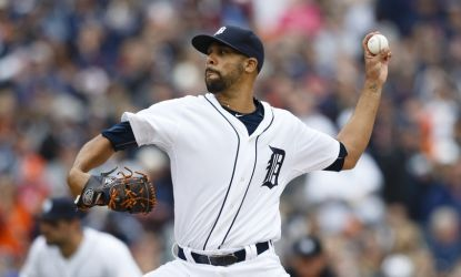 Detroit Tigers Opening Day victors behind sparkling David Price