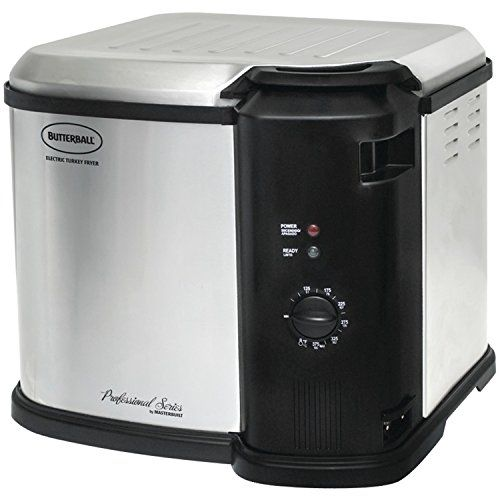 Reviewed: Masterbuilt 23011014 Butterball Electric Deep Fryer
