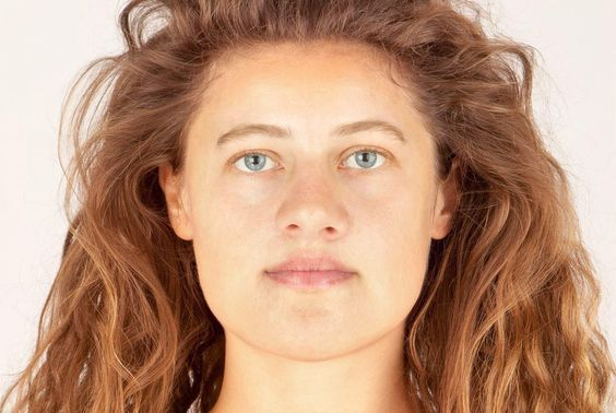 A forensic artist has recreated the face of a woman alive 3,700 years ago. A Bronze Age Woman From the Scottish Highlands. (Comment by original pinner.)