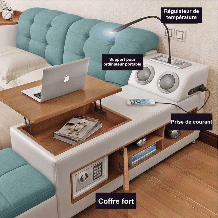 les 25 meilleures id es de la cat gorie rangement sous vetement sur pinterest rangement pour. Black Bedroom Furniture Sets. Home Design Ideas