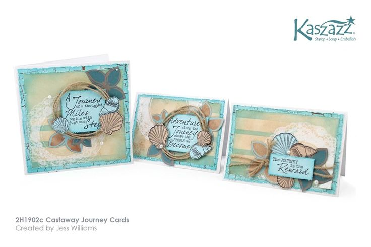 2H1902c Castaway Journey Cards