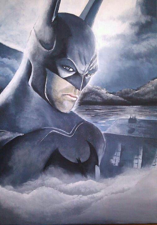 "The Batman 16x20"""
