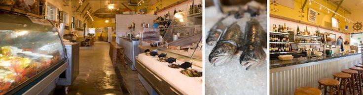 Phil's Fish Market & Eatery   7600 Sandholdt Rd.   Moss Landing, CA 95039