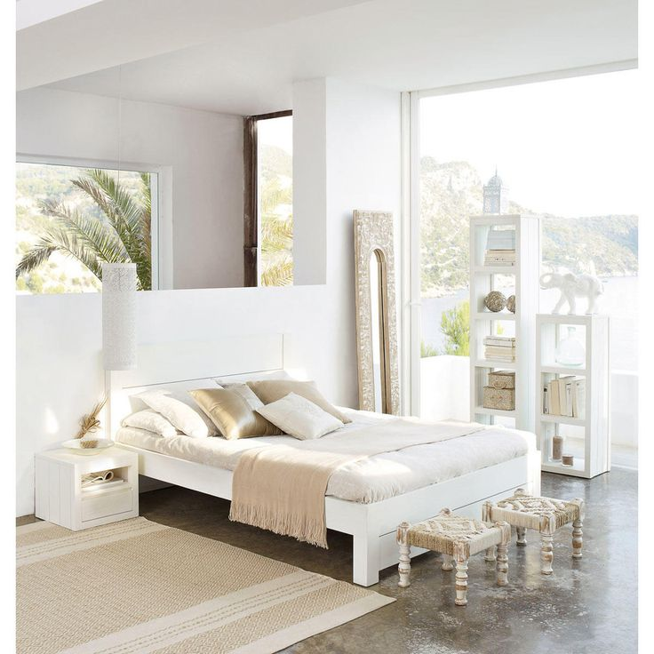 Oltre 25 fantastiche idee su pino massiccio su pinterest - Marocchine a letto ...