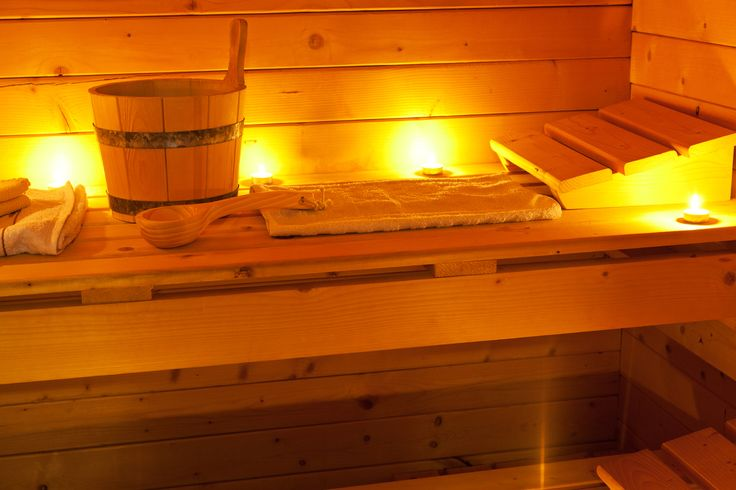 De-Stressing Tips From Around The Globe: just a short 20-minute sauna session can promote tension relief and a sense of relaxation.