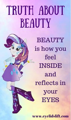 TRUTH ABOUT BEAUTY