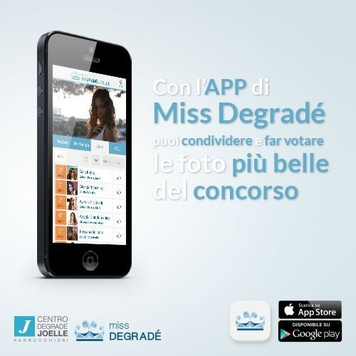 Partecipa o vota anche tu per Miss Degradé 2015 - il contest più cool del Web!!! Scarica l'app oppure vai sul sito www.degradejoelle.it per tutte le info. #cdj #degradejoelle #tagliopuntearia #degradé #welovecdj #igers #shooting #naturalshades #hair #hairstyle #haircolour #haircut #fashion #longhair #style #hairfashion