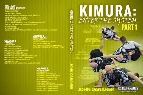 John Danaher DVD Kimura Enter The System   Bjj   Workout