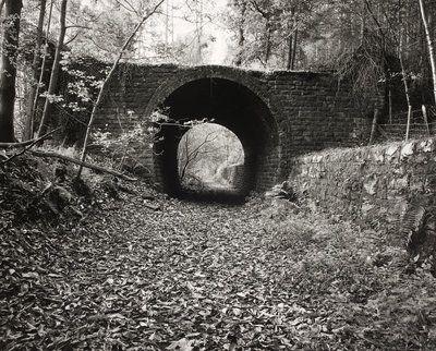 One Way Bridge by Fay Godwin - print