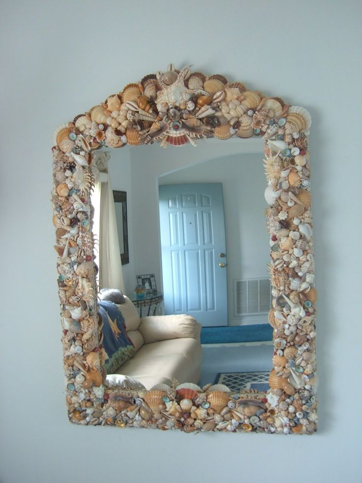 17 best images about shells on pinterest conch shells for Seashell bath accessories
