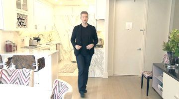 Tour Ryan Serhant's Stunning NYC Apartment