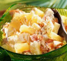 Recette - Salade créole - Proposée par 750 grammes