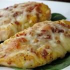 Honey mustard mozzarella chicken: can't wait to try it! UPDATE: I made it tonight and it was really good :)