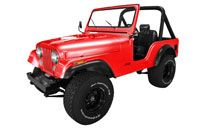Jeep Parts, Jeep Accessories & Soft Tops for Jeep Wrangler – CJ & Jeep Cherokee Parts by Morris 4x4