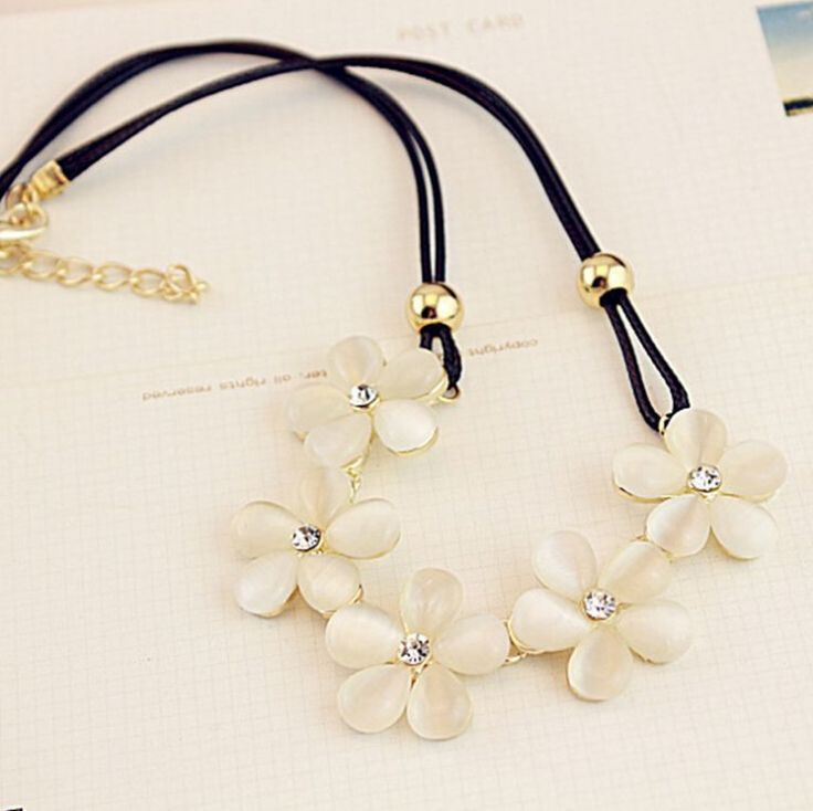 factory wholesale Korean new fashion Opal pendant necklace, View Opal pendant necklace, Donglian Jewelry Product Details from Dongyang Shuangfeng Jewelry Factory on Alibaba.com
