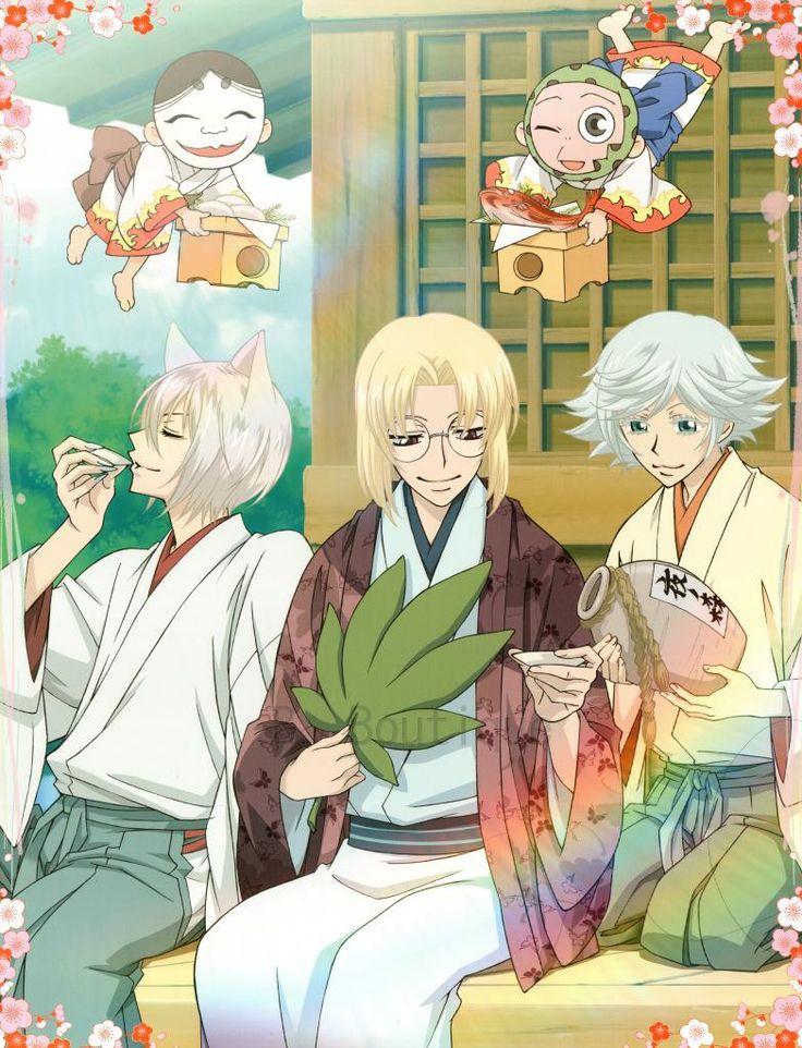 kamisama kiss | ... BishesBoutique/anime%20posters/kamisama_kiss_gods_group_poster_02.jpg