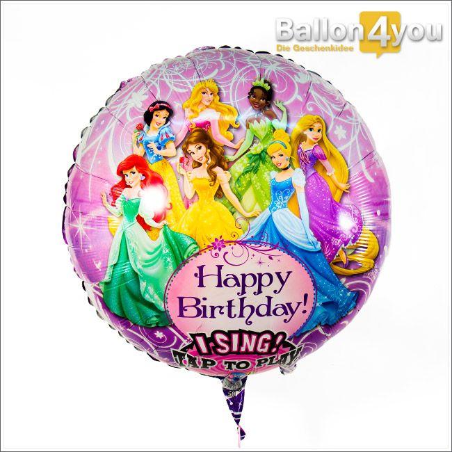 Singender Ballon zum Kindergeburtstag