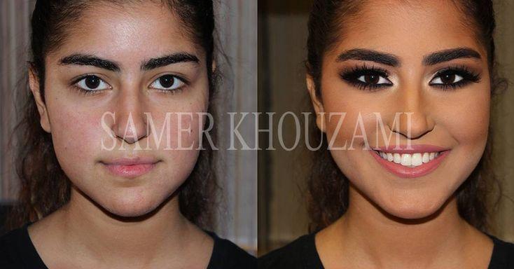 Maquiador libanês transforma mulheres; veja os antes e depois