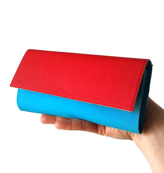 Red iphone case with card holder iphone case wallets for