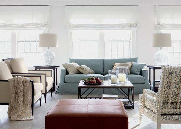 Lynn Slipcovered Sofa From Ethan Allen Although This Is A 2 Cushion Couch With Jenny Lind Chair