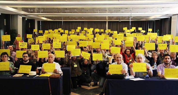 #FreeRaif Raif Badawi Libero