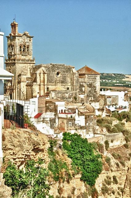 Arcos de la Frontera, Cadiz, Spain