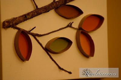 Project For Fall - Easy Crafts