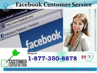 Use video instead of photo as profile by means of Facebook customer service 1-877-350-8878Are you finding it hard to understand video of different language? Do you need caption to understand video ads? Just for your convenience, Facebook offers you automatic caption tool. For that you have to do some manual settings. Contact Facebook Customer Service experts and learn to add subtitles to video ads easily. Our toll-free number is 1-877-350-8878. For more visit us our website…