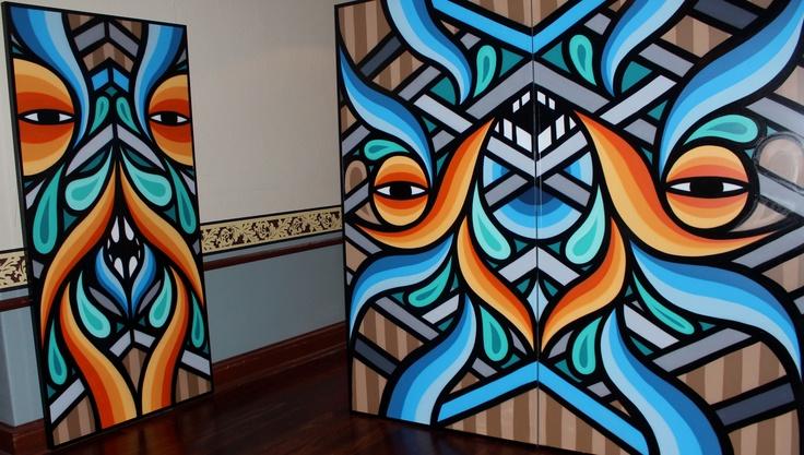 Beastman panels