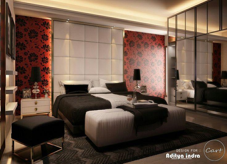 Bedroom idea//TryToMix//JEC Residence//JogjaCity//2016//www.cartprojectindonesia.com