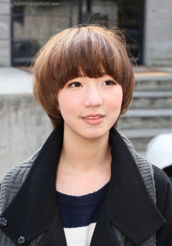 haircut page with bangs - Google zoeken