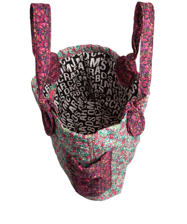 Emma and Georgina Liberty Print Pretty Nylon Tote Bag | Sewing ...