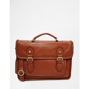 Ruby Rocks Leather Satchel Bag 100% Real Leather - NOW $99 / Was $207
