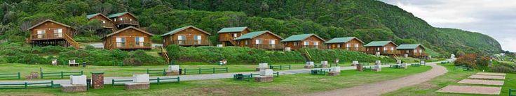 Storms River Camp site - Garden Route (Tsitsikamma, Knysna, Wilderness) National Park - SANParks - Official Website