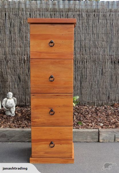 Recycled Rimu Drawers *Delivery Available | Trade Me