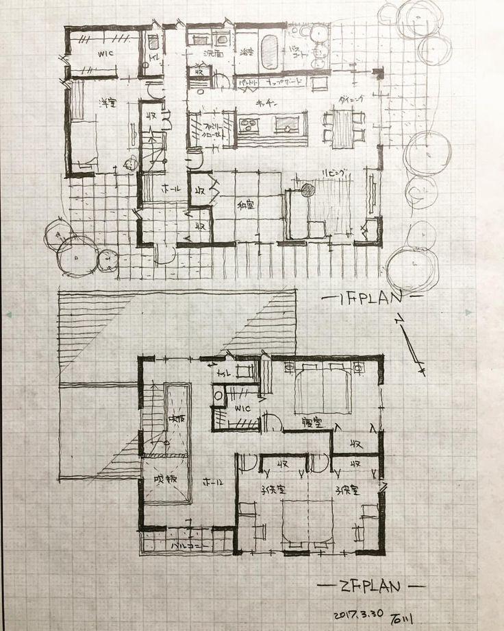 いいね!544件、コメント10件 ― 石川 元洋/一級建築士、インテリアコーディネーターさん(@motohiro_ishikawa)のInstagramアカウント: 「・ 42坪の5人家族の家2…」