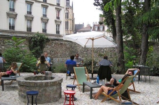 Café A - 148, rue du Faubourg-Saint-Martin 75010 Paris