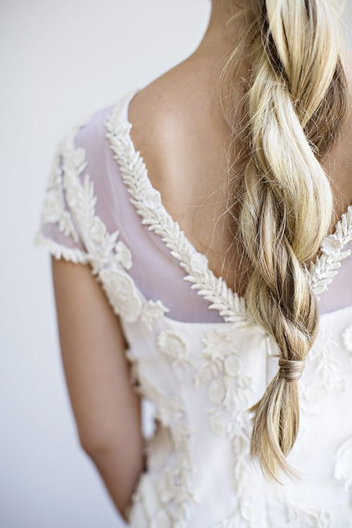twisted simple hairstyle
