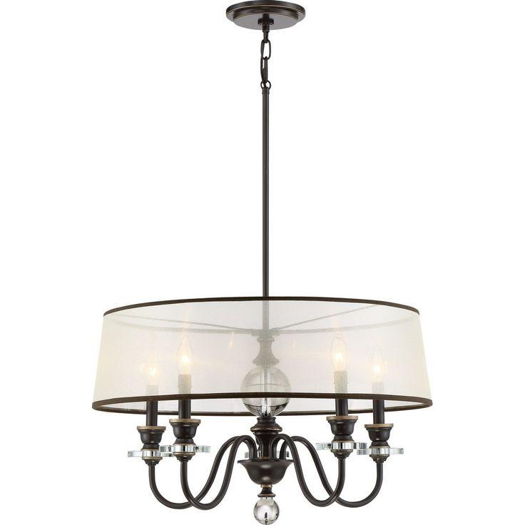 Cleveland Lighting | Ceremony - Five Light Large Chandelier