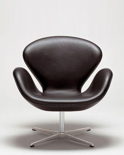 Swan by Arne Jacobsen