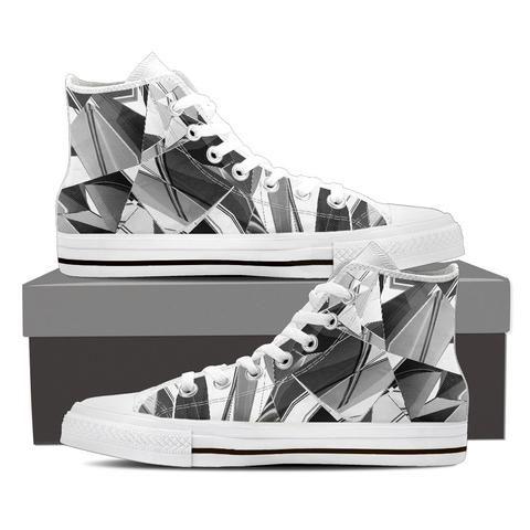Women's High Top Sneakers White Diamond | high top sneakers outfit | how to wear high top sneakers | high top sneakers women | high top sneakers skinny | high top sneakers for girls | black high top sneakers | white high top sneakers | slip on high top sneakers | high top sneakers women's | high top sneakers fashion | high top sneakers nike | high top sneakers hip hop
