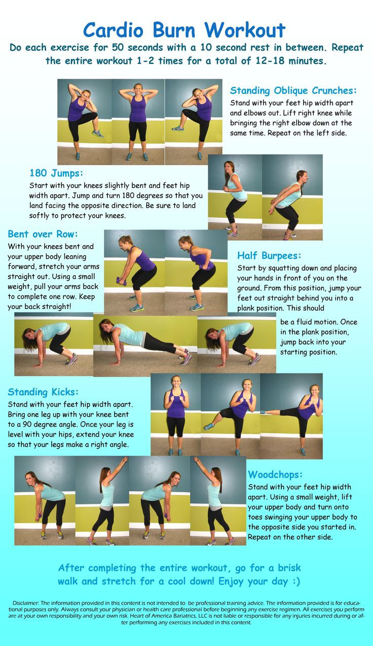 Here Is A Great Cardio Workout That Can Be Done Indoors Manual Guide