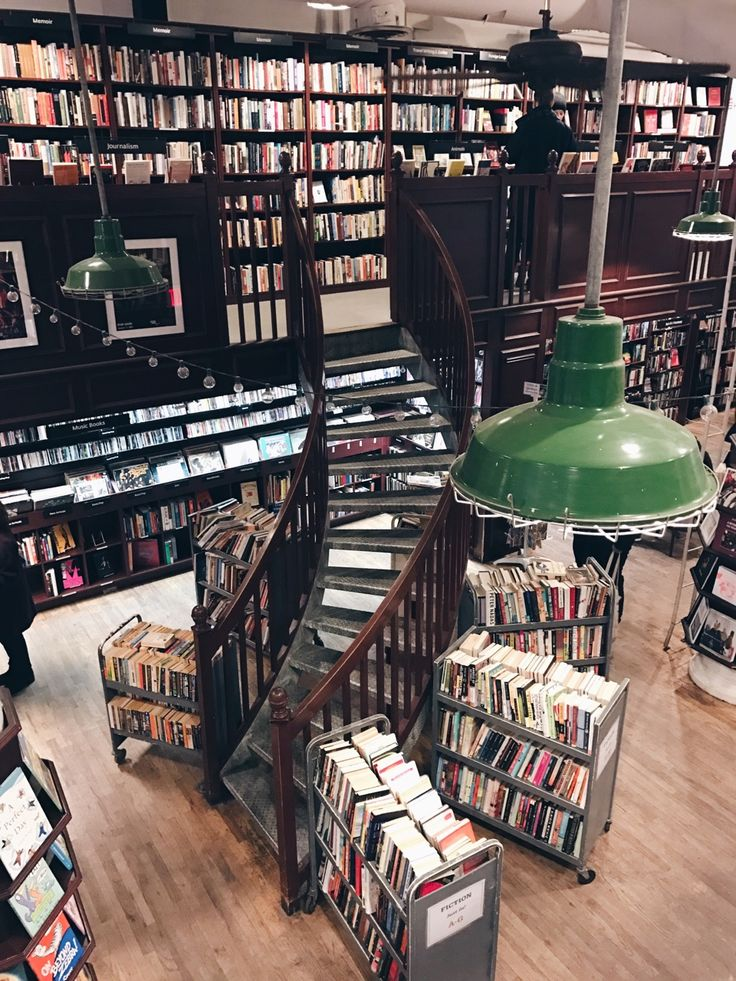 "ursula-uriarte: ""I have arrived in heaven and it's snowing outside and I couldn't be happier!!!! If you are ever in NYC make sure to stop by Housing Works Bookstore and Cafe because it's magnificent and I never wanna leave """