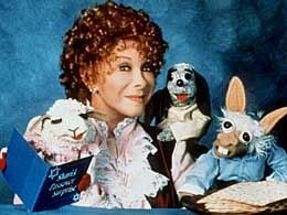 Lamb Chops Play-A-Long, I had a Lamb Chop puppet I slept with every night!