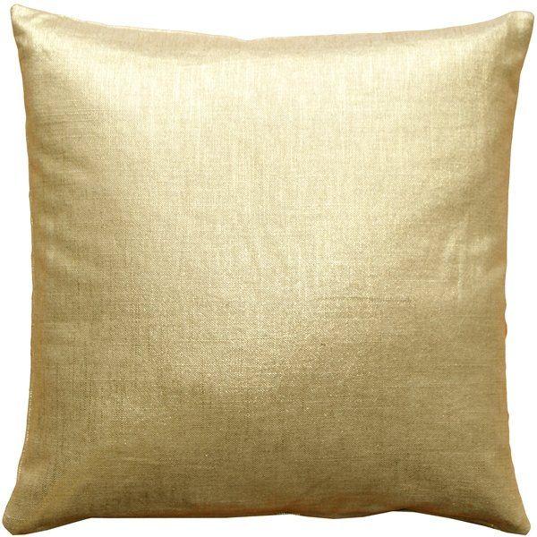 Clarisse Linen Throw Pillow